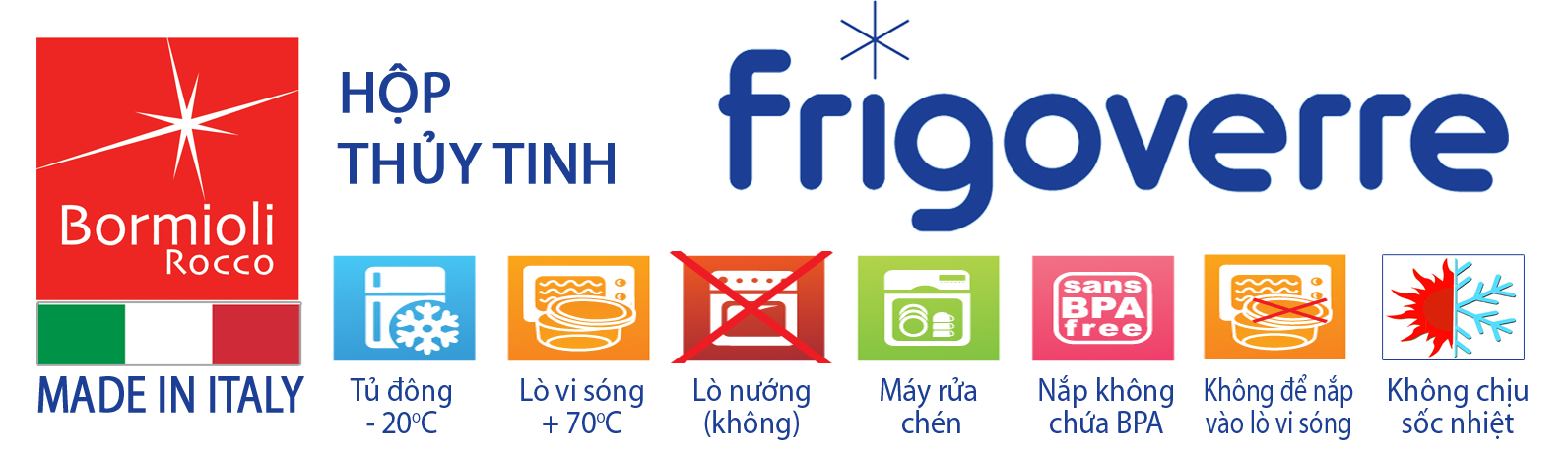 Card thông tin Frigo coop