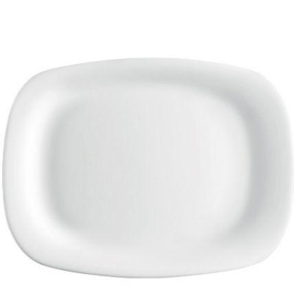 Đĩa thủy tinh chữ nhật Parma 24x34 (Bormioli Rocco) - 1
