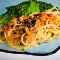 Đĩa soup thủy tinh vuông Nettuno Blue 22 màu xanh (Bormioli Rocco) - small 5
