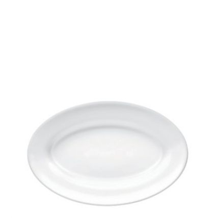 Đĩa thủy tinh oval Performa 22 (Bormioli Rocco) - 1