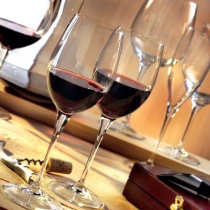 Bộ 6 ly rượu thủy tinh cao cấp Premium Party 26cl (Bormioli Rocco) - 4