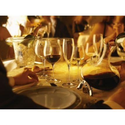 Ly rượu thủy tinh cao cấp Premium 6 - 60cl (Bormioli Rocco) - 2