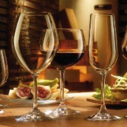 Ly rượu thủy tinh cao cấp Riserva Barolo - 48cl (Bormioli Rocco) - 2