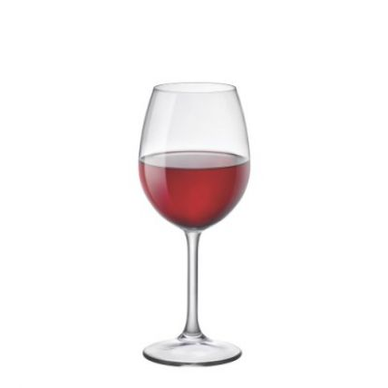 Ly rượu thủy tinh cao cấp Riserva Cabernet 37cl (Bormioli Rocco) - 1