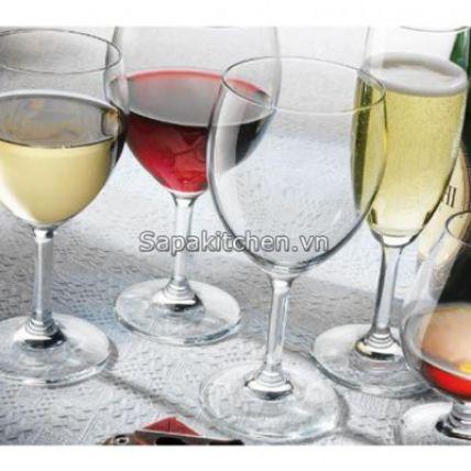 Ly rượu thủy tinh Globo Globlet 41cl (Bormioli Rocco) - 3