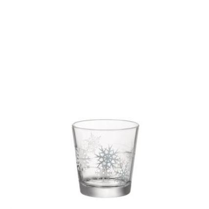 Bộ 6 ly thủy tinh Sestriere Silver 24cl (Bormioli Rocco) - 3