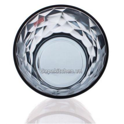 Ly thủy tinh Diamond 47cl - xanh biển (Bormioli Rocco) - 3