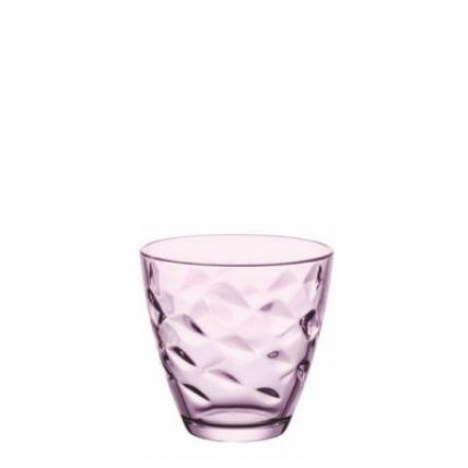 Ly thủy tinh Flora 26cl - tím (Bormioli Rocco) - 3