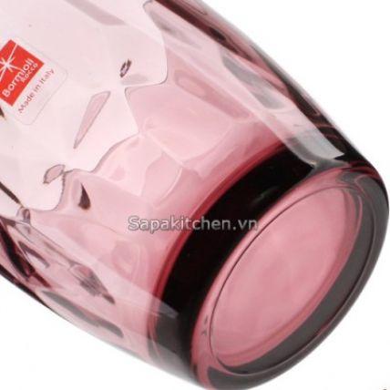 Ly thủy tinh Diamond 30cl - tím (Bormioli Rocco) - 2