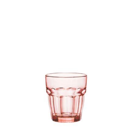 Ly thủy tinh chịu nhiệt Rock Bar 27cl - hồng đào (Bormioli Rocco) - 3