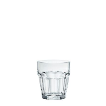 Ly thủy tinh chịu nhiệt Rock Bar 27cl (Bormioli Rocco) - 4