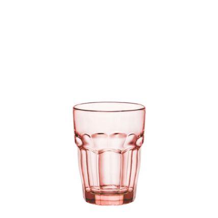 Ly thủy tinh chịu nhiệt Rock Bar 37cl - hồng đào (Bormioli Rocco) - 4