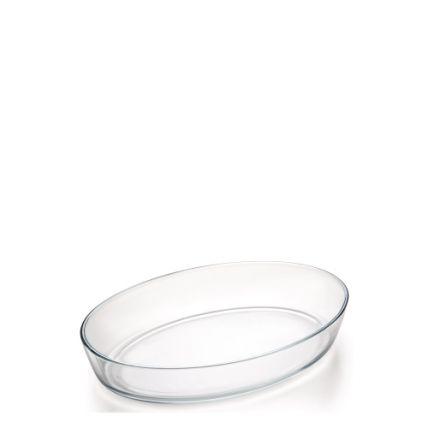 Khay thủy tinh oval Fornoverre 1,7L (Bormioli Rocco) - 1