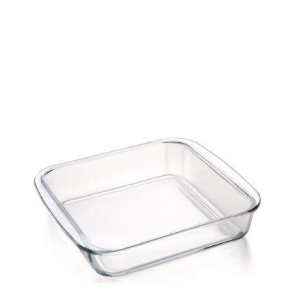 Khay thủy tinh vuông Fornoverre 1,8L (Bormioli Rocco) - 1