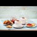 Bộ tách đĩa trà thủy tinh 12 món Ronda 22cl (Bormioli Rocco) - small 3