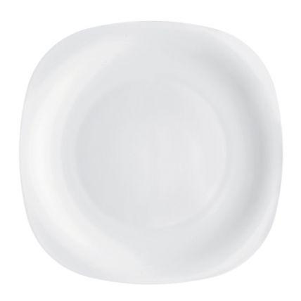 Đĩa thủy tinh vuông Parma 31 (Bormioli Rocco) - 1