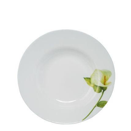 Đĩa soup thủy tinh 225 Diva Ivory I.B (La Opala) - 1
