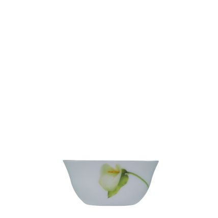 Chén cơm thủy tinh 120 Diva Ivory I.B (La Opala) - 1