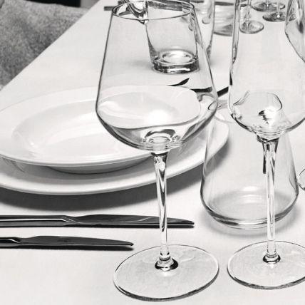 Bộ 6 ly rượu thủy tinh cao cấp Inalto - 38cl (Bormioli Rocco) - 3