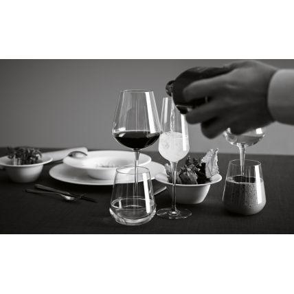 Bộ 6 ly rượu thủy tinh cao cấp Inalto - 38cl (Bormioli Rocco) - 2