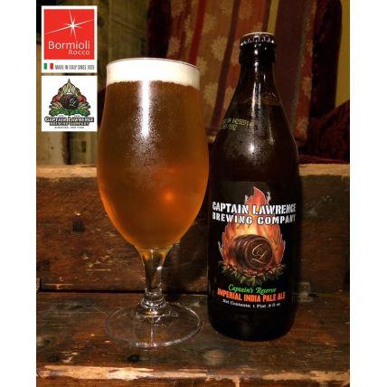 Bộ 6 ly bia thủy tinh Executive 0.4 - 53cl (Bormioli Rocco) - 2