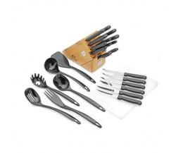 Bộ dao cán nhựa 25 món Chicago Cutlery