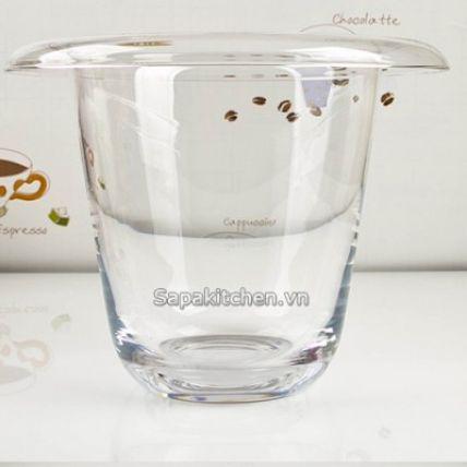 Xô ướp rượu thủy tinh Premium 4.6L (Bormioli Rocco) - 4