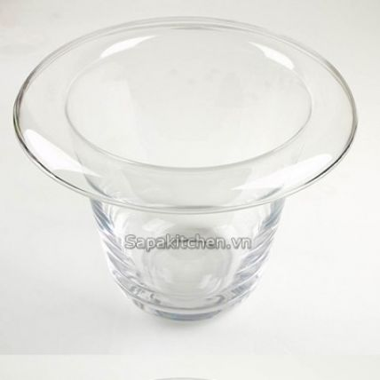 Xô ướp rượu thủy tinh Premium 4.6L (Bormioli Rocco) - 5