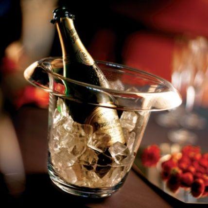 Xô ướp rượu thủy tinh Premium 4.6L (Bormioli Rocco) - 3