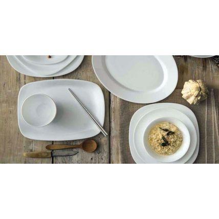 Đĩa thủy tinh chữ nhật Parma 24x34 (Bormioli Rocco) - 3