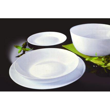Bộ chén đĩa thủy tinh Asian 12 món (Bormioli Rocco) - 1