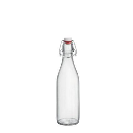 Chai thủy tinh nắp cài Giara 0.5L (Bormioli Rocco) - 1