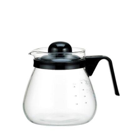 Bình trà thủy tinh Iwaki 1L - 1