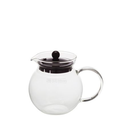 Bình trà thủy tinh Iwaki 640ml - 1