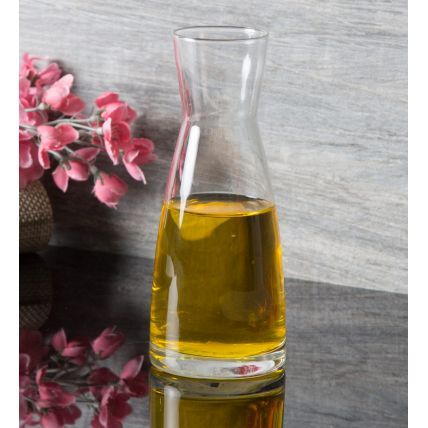 Bình rót rượu thủy tinh Ypsilon 1L  có nắp (Bormioli Rocco) - 2