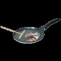 Chảo chống dính phủ đá Stoneline 24cm làm bánh Crepe - small 2
