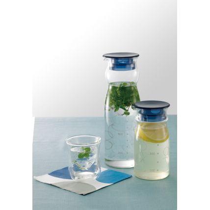 Bình nước thủy tinh Iwaki 1.3L - 2