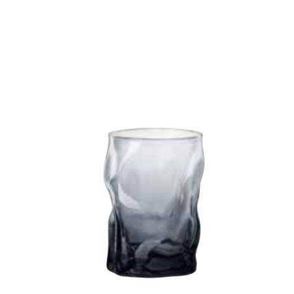 Ly thủy tinh Sorgente 30cl - màu xanh khói (Bormioli Rocco) - 1