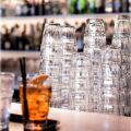 Bộ 6 ly thủy tinh chịu nhiệt Rock Bar 7cl (Bormioli Rocco) - small 2