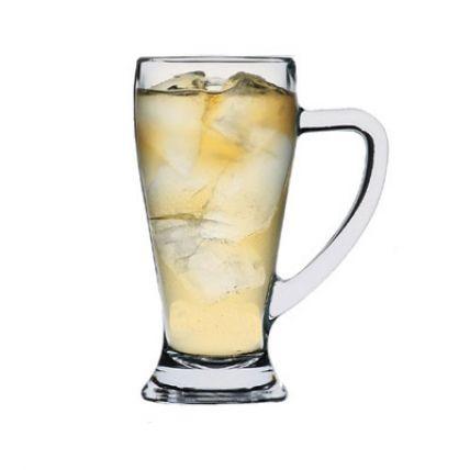 Bộ 6 ly bia thủy tinh Baviera 0.4 - 50cl (Bormioli Rocco) - 1