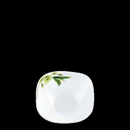 Tô thủy tinh vuông 200 Diva Ivory S.D (La Opala) - 1