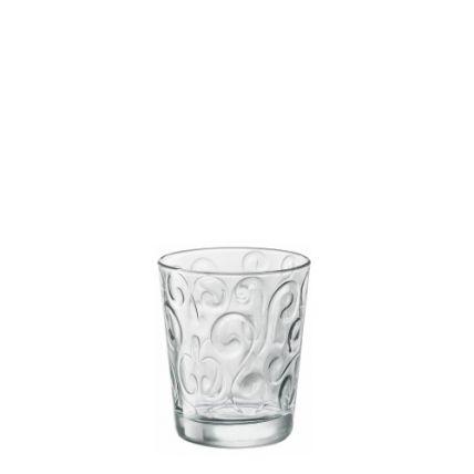 Ly thủy tinh Naos 29.5cl - màu trắng (Bormioli Rocco) - 1