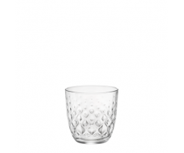 Bộ 6 ly thủy tinh Glit 29.5cl (Bormioli Rocco)