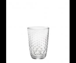 Bộ 6 ly thủy tinh Glit 39.5cl (Bormioli Rocco)