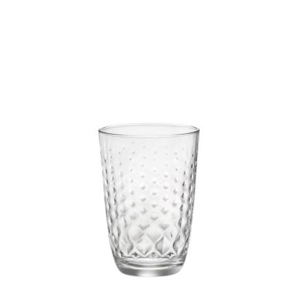 Bộ 6 ly thủy tinh Glit 39.5cl (Bormioli Rocco) - 1