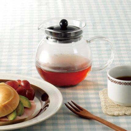 Bình trà thủy tinh Iwaki 640ml