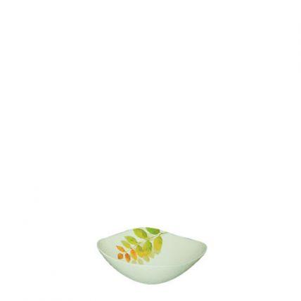 Chén thủy tinh vuông 115 Diva Ivory A.S (La Opala) - 1