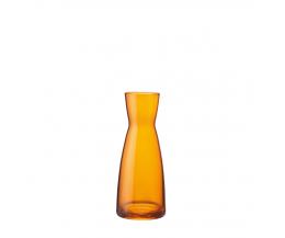 Bình rót rượu thủy tinh Ypsilon 0.5L màu cam (Bormioli Rocco)