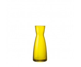 Bình rót rượu thủy tinh Ypsilon 0.5L màu vàng (Bormioli Rocco)