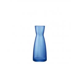 Bình rót rượu thủy tinh Ypsilon 0.5L màu xanh biển (Bormioli Rocco)